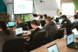 A Progmatic Academynál természetes, hogy nőknek is való a programozás